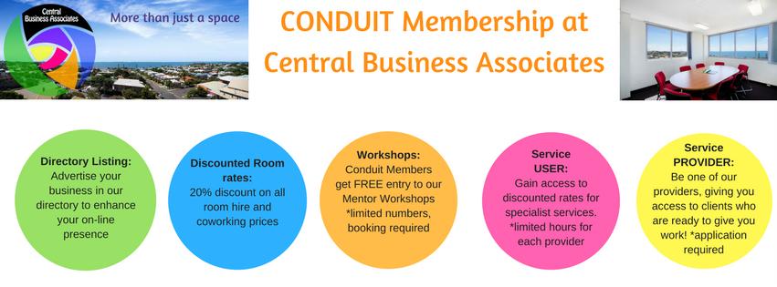 Conduit Membership